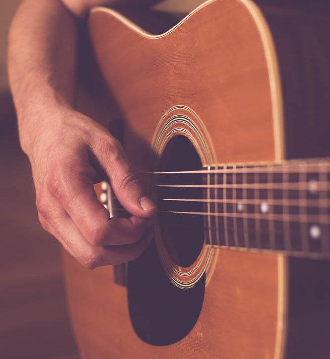 Yoga Mantra Gitarre